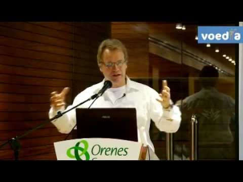 "Andreas Kalcker MMS conference ""Forbidden Health"" English audio"