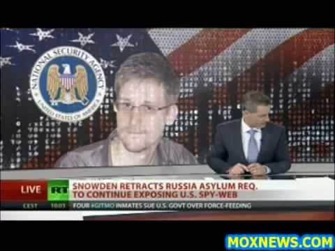 BREAKING! Edward Snowden Rejects Asylum In Russia Because Of Gag Order Stipulation