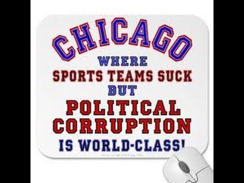 The wild USA ,Chicago, IL , politicians.  Former  Alderman of the ,15th Ward VIRGIL JONES views !