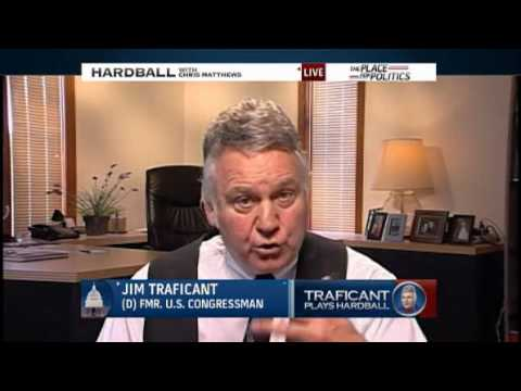 Hardball with Chris Matthews - Jim Traficant: Beam Me Up [9-23-09]