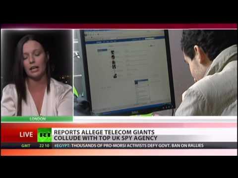 BT,Verizon,GCHQ Spy Collaboration,Customer Data Privacy Betrayed