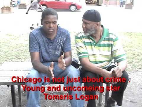 A young and upcoming star Tomaris Logan maybe the next Denzel Washington !