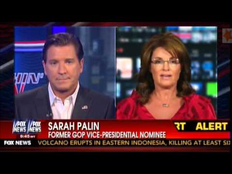 Palin: 'I'm on Team Rand; Christie is for big government' (video)