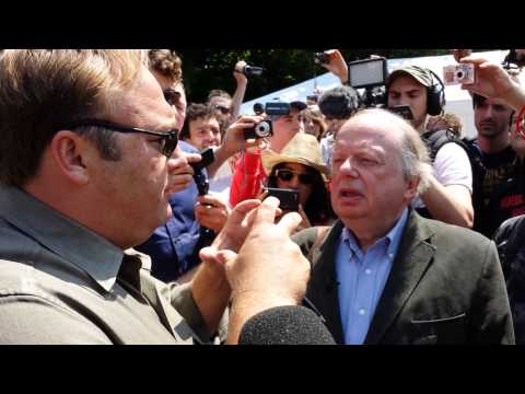 Alex Jones BBC interview -Bilderberg 2013