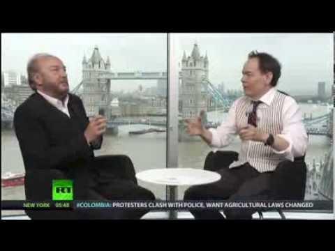 'The Killing Of Tony Blair' -George Galloway & Max Keiser