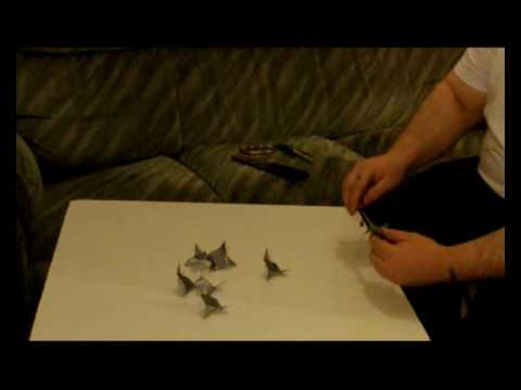 How to make Caltrops