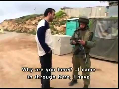 Checkpoint - Every Day Life in Palestine  Documentary ( Subtitles )