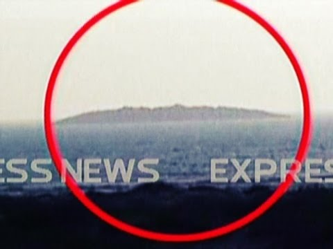 9/24/2013 -- 7.8M earthquake causes NEW ISLAND to rise off Pakistan shores