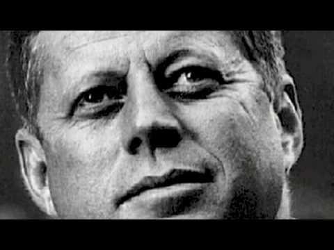 JFK  Speaks out Against the New World Order