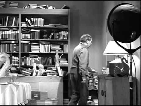The Obsolete Man - Twilight Zone 1961