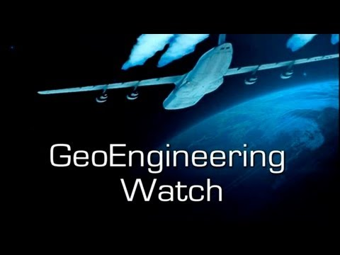 The Most Important Topic of Our Time - GeoEngineering & chemtrails