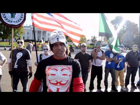 Steve Grant - The Seventh Seal(Million Mask March)