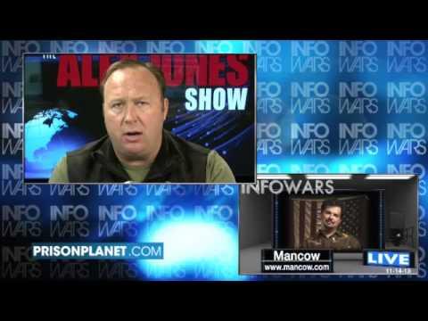 Breaking: Mancow Reveals Obama's Shocking Secret Past