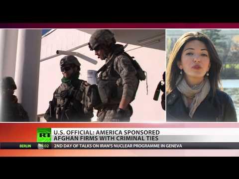 Revealed: US sponsors Afghan firms with terrorist ties