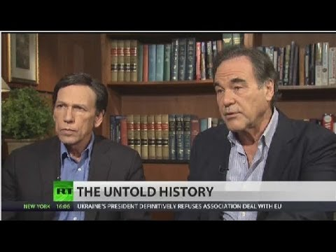"""Oliver Stone: """"I feel like a dissident against the American Empire"""""""