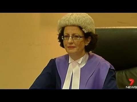 7News - Drunk judge collides with cyclist