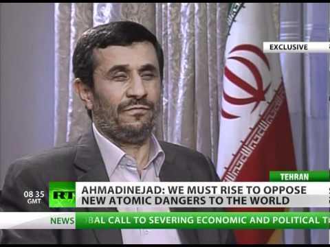 Ahmadinejad: Europe, US need freedom most of all