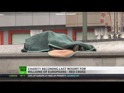 Pinch of Poverty: Millions in EU forced to live close to breadline