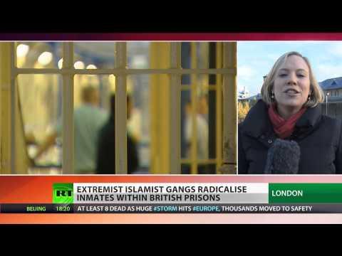 Jail Extremism: Islamist gangs radicalize inmates in UK prisons