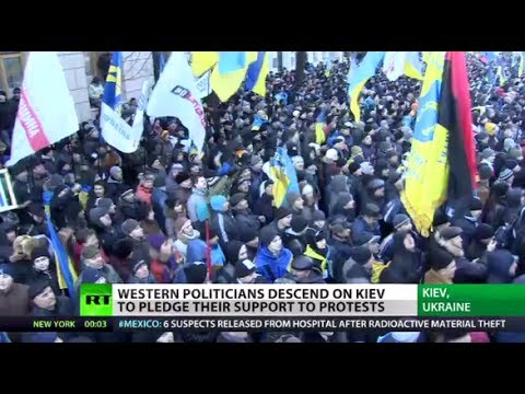 'March of Millions': Ukraine braces for massive anti-govt rally