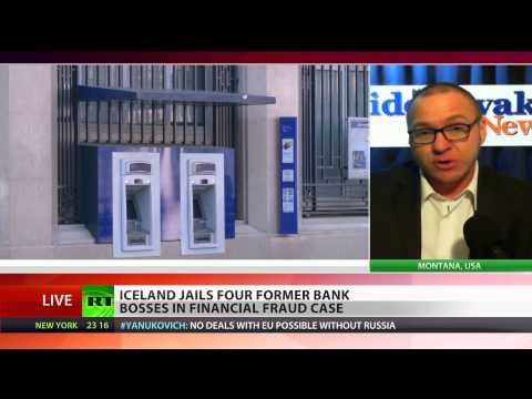 'Iceland model: How to deal with bankers should be standard for whole world'