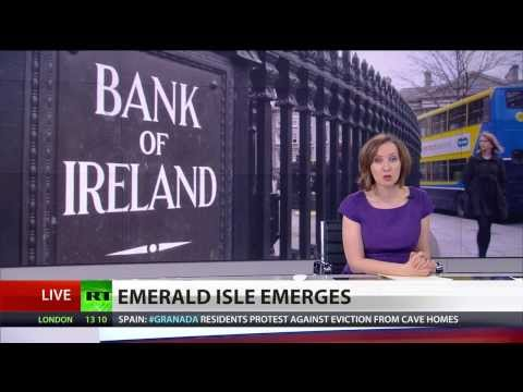 Ireland to emerge from EU bailout program