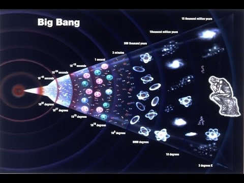 The best explaination of the Big Bang Theory