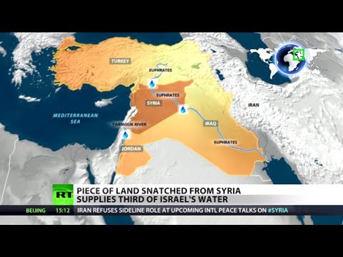 Land snatched from Syria supplies third of Israel's H2O