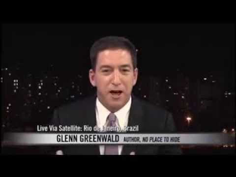 Bill Maher with Glenn Greenwald: Snowden Always Says Something F*cking Nuts