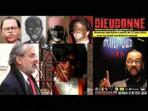 Jewish Media Establishment Attacks Dieudonné