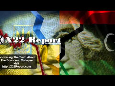 Libya & Ukraine Crisis Might Ignite The Dollar Reset -- Episode 310