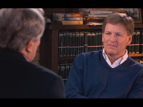 Stock Market Is Rigged, Explains Michael Lewis On '60 Minutes'