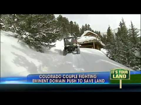 Colorado Couple Battling Gov't to Save Their Land