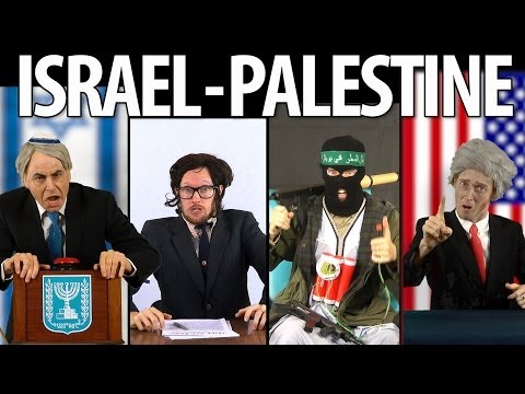 Israel vs Palestine [RAP NEWS 24]