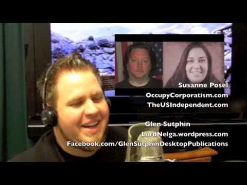 March Against Monsanto Infiltration Attempt Exposed! Glen Sutphin, Susanne Posel