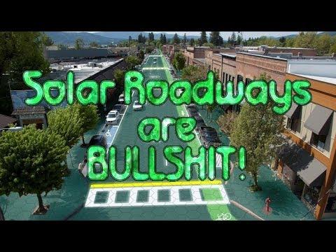 EEVblog #632 - Solar Roadways Are BULLSHIT!