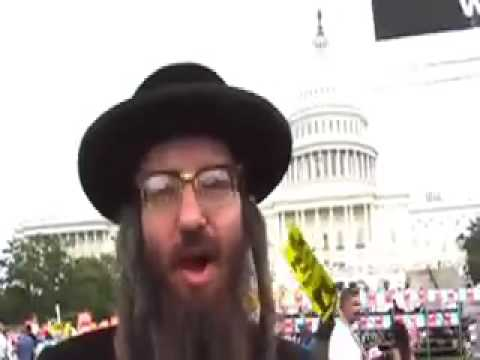 "Rabbi Weiss: ""We Suffer with the Palestinian People!"""