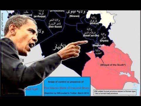 SHOCK CLAIM: Obama Is Behind the Islamic Caliphate!