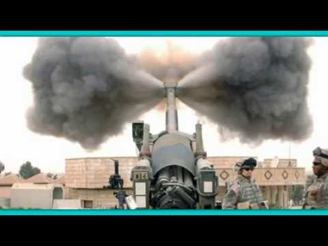 ISIS Steals (was handed ) Over 50 U.S. Howitzers, 1,500 Armored Humvees!
