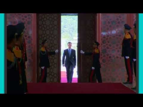 Assad Sworn In, Vows to Retake All of Syria From Rebels!