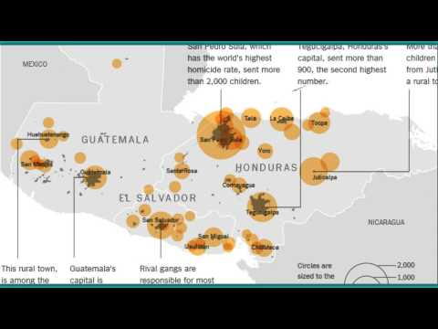 Where Are The Illegal Migrants Coming From?