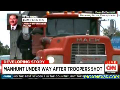 2 Pennsylvania State Troopers AMBUSHED! 1 Killed! 1 Injured! Shooter Still Not Found