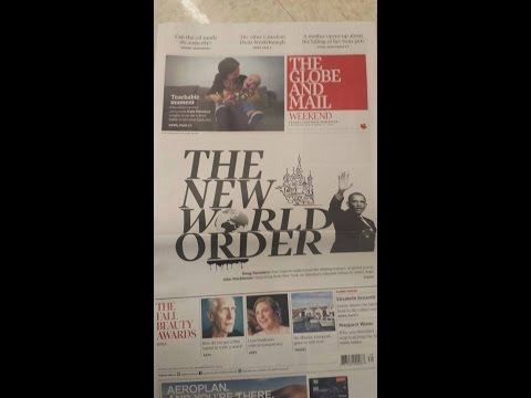 Obama and the New World Order
