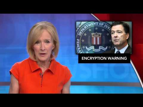 FBI Head Warns Against Encryption