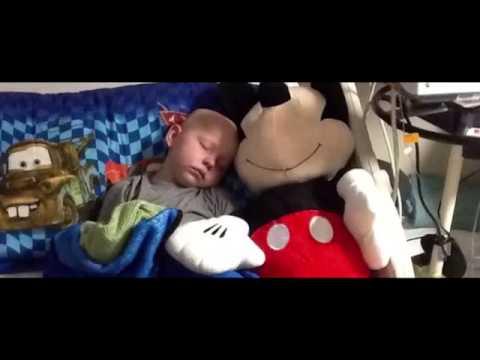 Boy, 4, Losing Battle With Leukemia Celebrates An Early Halloween
