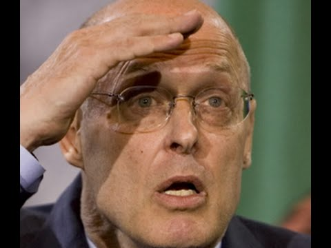 Paulson, Geithner ADMIT to Lying to Congress about Bailout
