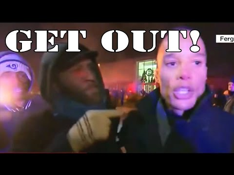 Message to All Ferguson Protesters: SHUT THE MEDIA DOWN! - People Waking Up!