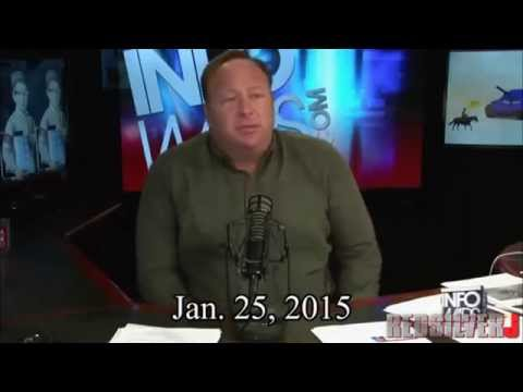 Alex Jones is an Absolute Sellout 100% Proof (Redsilverj)