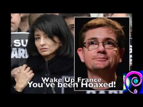Jeannette Bougrab EXPOSED!! Charlie Hebdo Crisis Actor Rothschild Connection