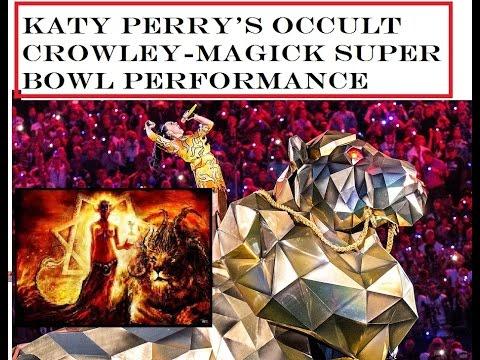 Katy Perry Illuminati Goddess of Super Bowl Post-Analysis